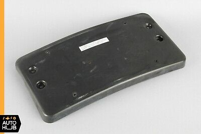 For Mercedes A209 C209 CLK-Class 03-05 Front License Plate Base OES 2098850481