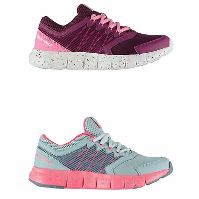Karrimor Stellar Junior Girls Running Shoes Trainers Footwear