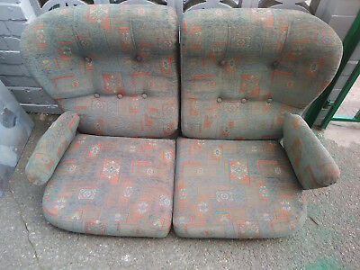 Ercol Cushions For Evergreen 2 Seater Sofa Project