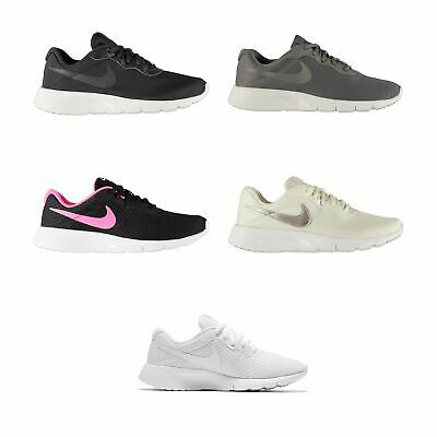 Nike Tanjun Girls Trainers Sneakers Footwear