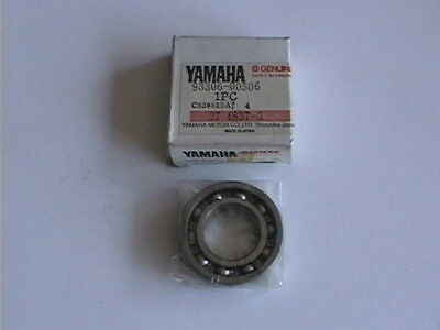 Genuine Yamaha Camshaft Bearing 93306-00506 Discontinued Xt500 Sr250 Sr400 Sr500