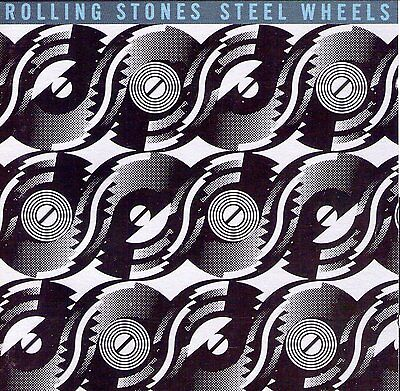 Cd 12T The Rolling Stones Steel Wheels De 1989 Ref : 465752 2