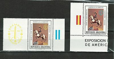 (1981) GJ.1998-99. San Martin with gutters. MNH. Excellent condition
