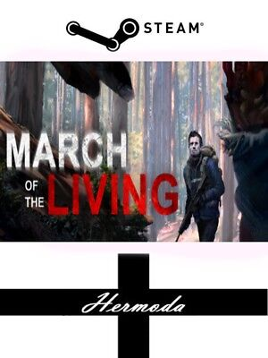 March of the Living Steam Key - for PC or Mac (Same Day Dispatch)