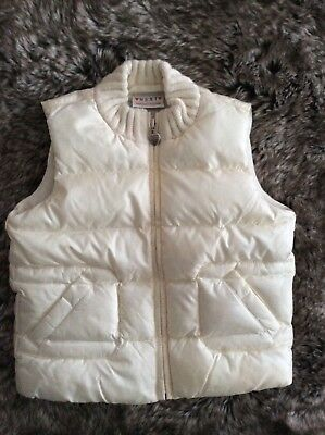 NEXT Girl's Padded Gilet Jacket 1.5-2 years