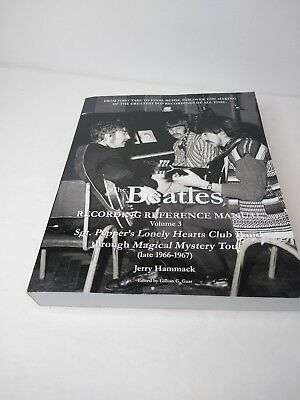 The Beatles Recording Reference Manual: Volume 3: Sgt. Pepper's Lonely Hearts...