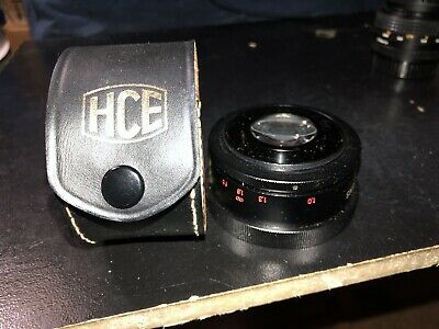 HCE Vari-Close-Up Lens with case.