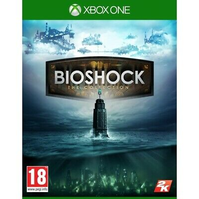 BioShock The Collection Xbox One Game | Xbox One  - New Game