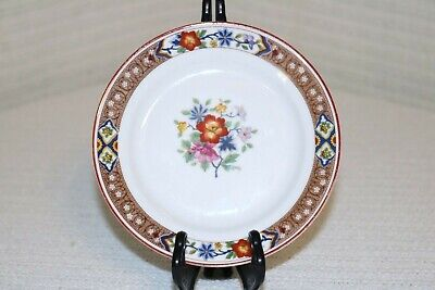 """H & Co Heinrich HC237 Imperial Selb Bavaria 6 1/4"""" Bread & Butter Plates (2)"""