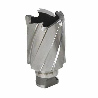 """17244 Annular Cutters - Tool Material: M2 High speed steel Size 1-3/8"""" x1'' DOC"""