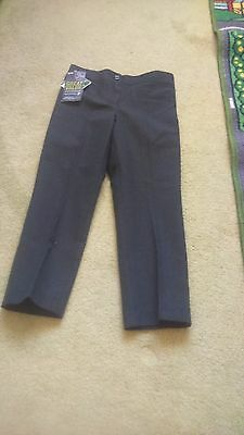BHS girls smart trousers, to fit 4yrs-104 in height, new with tag
