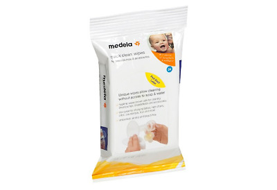 Medela Quick Clean 24 Wipees