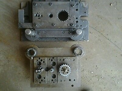 Mills  Antique Slot Machine Progressive Die Part Mlb 3329 Star Mechanism