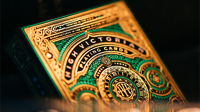 High Victorian Playing Cards By Theory 11