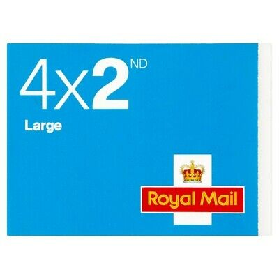 BRAND NEW 12x 2nd Class Postage Stamps DISCOUNT SALE Second LARGE UK stamps