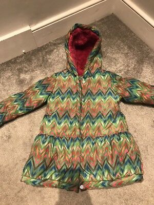Girls Oilily Winter Coat age 5