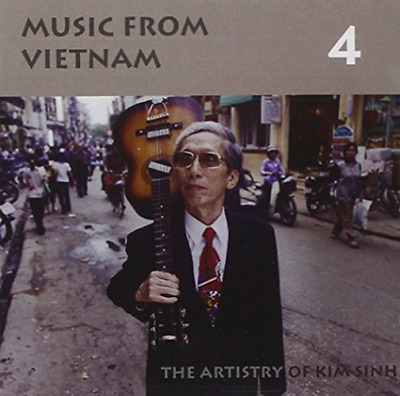 Music from Vietnam Vol. 4 [swedish Import] (US IMPORT) CD NEW