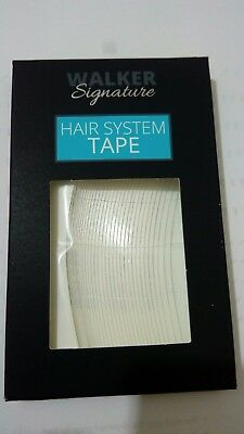 Walker Signature Hair System Tape  Mini's Tape Tabs (72 pieces)