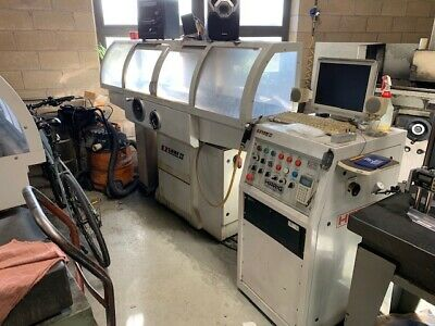 Harig EZ Surf 2 Ultra Precision 230V 3Ph Automatic 3-Axis CNC Surface Grinder