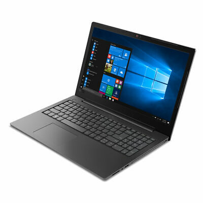 "Lenovo (15,6"" HD) Notebook V130 Intel 2x2,6GHz 8GB RAM 128GB SSD DVDRW Win10 Pro"