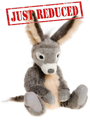 Desmond Donkey  From Charlie Bears ****SPECIAL OFFER****