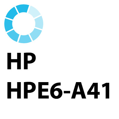 HP APPLYING ARUBA Switching Fundamentals for Mobility HPE6