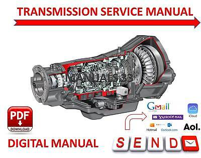SAAB ZF 4HP18 – Automatic Transmission Service Group
