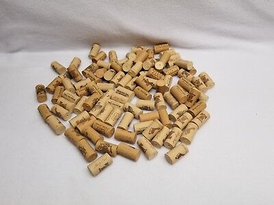 Over 100 wine corks for crafts and DIY projects