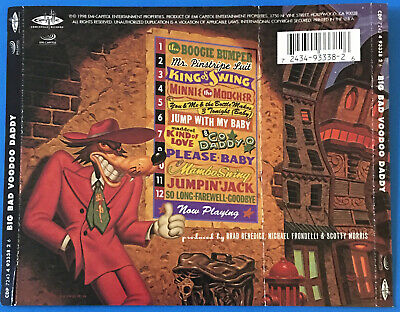 Big Bad Voodoo Daddy This Beautiful Life Music Song Book New