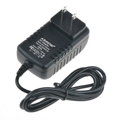 ABLEGRID AC/DC Adapter For GTD Audio 2Ch UHF Lavaliere Wireless Mic System 35HL