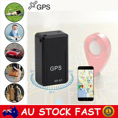 GSM GPRS GPS Car Vehicle Magnet Tracking Device Tracker Realtime Locator System