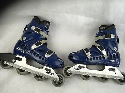 Roces Roller Blades Inline Skates MENS  used Size Us 8 Free Post