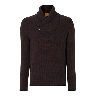 HUGO BOSS Shawl Jumper- Brand New With Tags