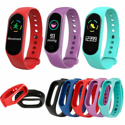Watch Band Bracelet Wrist Strap Replacement for M3 Smart Watch Silicone TY7