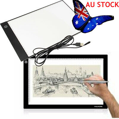 Hot A3 LED Tracing Board LightBox Artist Tattoo Stencil Drawing Pattern Copy Pad