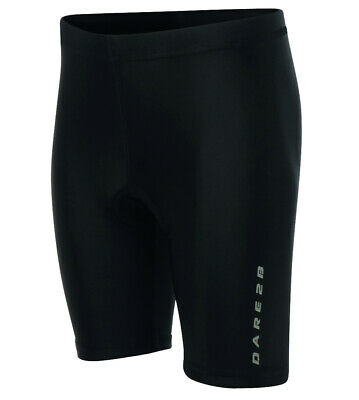 Dare2b Stay Seated Kids Cycle Shorts Padded Seat