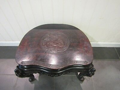 Wooden Chinese Decorative Side / Coffee Table