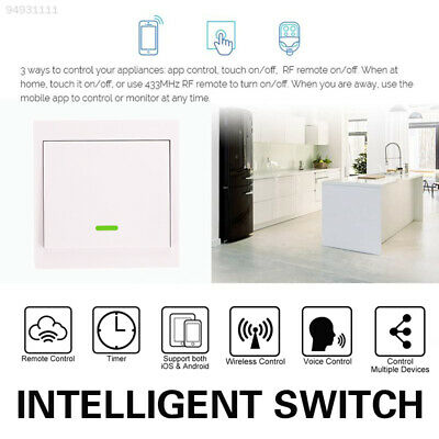 81A9 Wifi Switch Wireless Switch NSB for SONOFF Affordable Clever Wall Switch