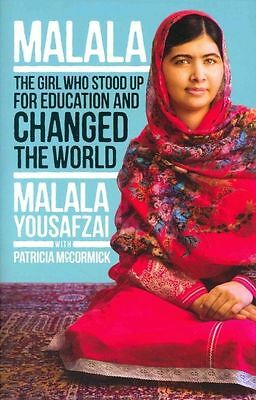 """VERY GOOD"" I Am Malala: How One Girl Stood Up for Education and Changed the Wor"