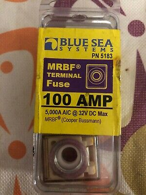 Blue Sea Systems MRBF Terminal Fuse 5183 100 Amp