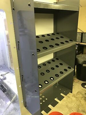 Tormach TTS Wall Rack Made in USA