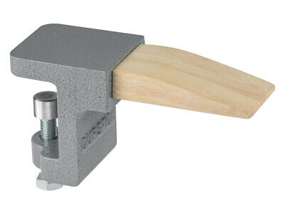 Durston Premium Steel and Hardwood Jeweller's Bench Peg and Anvil with G-Clamp