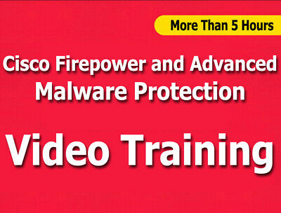CISCO FIREPOWER AND Advanced Malware Protection - Video Tutorial