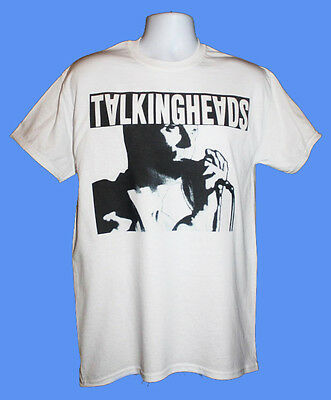 Talking Heads T-Shirt Indie Punk 80S Retro Call Me By Your Name Elios Movie Vtg