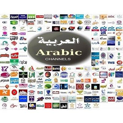 ARABIC TV BOX 600 Arabic Channels and VOD IPTV Box Arabic TV
