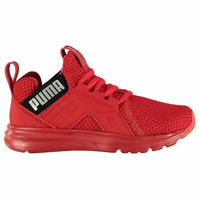best website 06328 7dc06 Puma Boys Enzo Weave Child Trainers Athletic Training Shoes Sneakers Sport