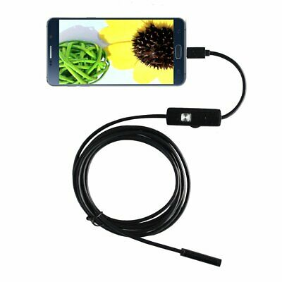 For Android WIFI Endoscope Waterproof Borescope Inspection Camera 8 AZ