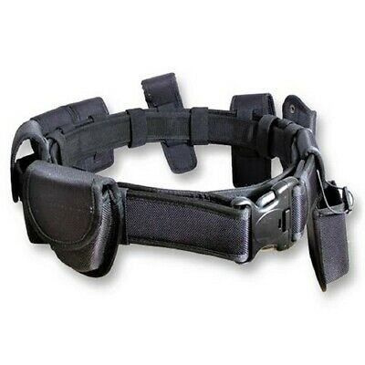 TAIGEAR 10 Pieces Law-Security Officers Tactical Duty Belt W/Holsters & Pouches
