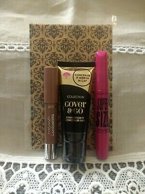 Make Up Sets Gifts Collection foundation mascara contour
