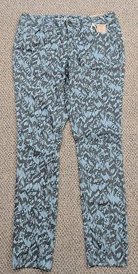 Mossimo Skinny Pants Juniors Size 11 Fit 6 Women's Cotton Stretch